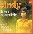 CINDY-IK-BEN-ZO-VERLIEFD