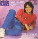 CHRISTIAN-FRANKE-WAS-WARE-WENN..