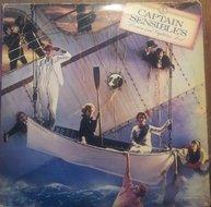 """CAPTAIN SENSIBLE'S """"WOMAN AND CAPTAINS FIRST LP"""