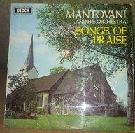 MANTOVANI SONGS OF PRAISE LP