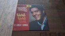 ELVIS GIRLS! GIRLS! GIRLS!