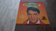 ELVIS PRESLEY 60 GOLDEN HITS 3 LP-BOX